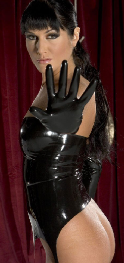 Latex Glove Fetish